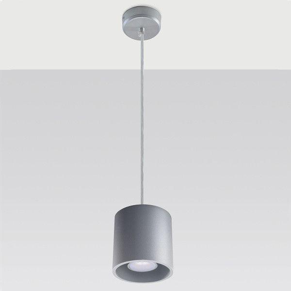 Závěsné světlo Roda 1 Grey | Bonami