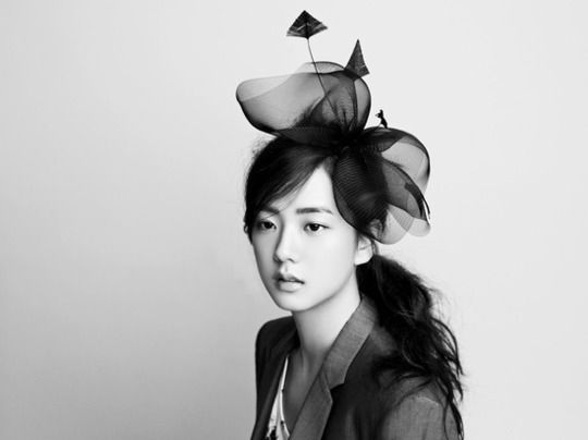 YG Entertainment shares a new picture of a potential member of their upcoming girl group #allkpop #kpop #YGFamily