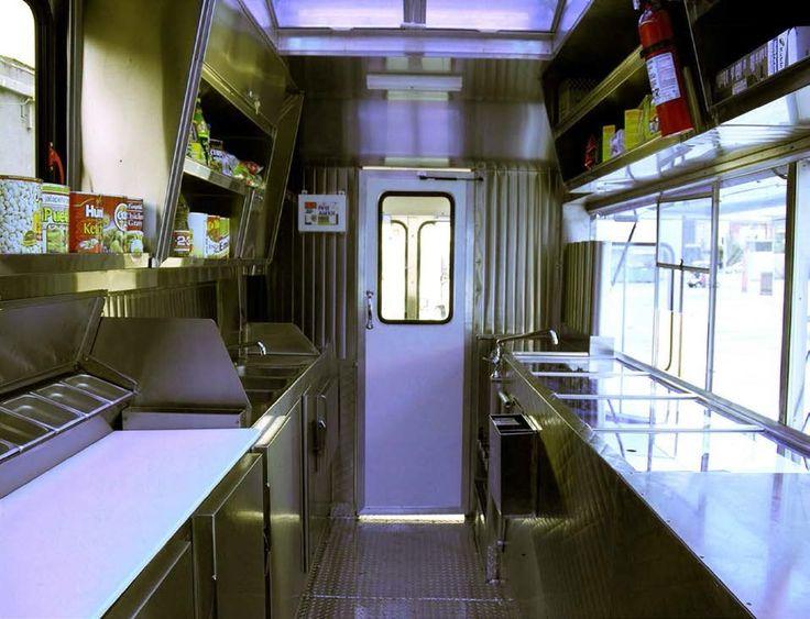 food truck interior                                                                                                                                                                                 More