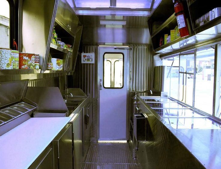 The 25 best ideas about food truck interior on pinterest for Food truck interior design