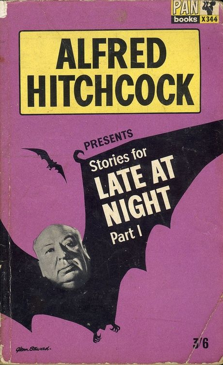 Alfred Hitchcock presenta Stories for Late at Night, un libro editado en 1964: Hitchcock Anthologies, Hitchcock Mix, Stories, Hitchcock Presenta, Late, Alfred Hitchcock, Night