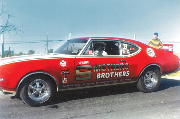Smothers Brothers 1968 Cutlass S W-31 Sports Coupe