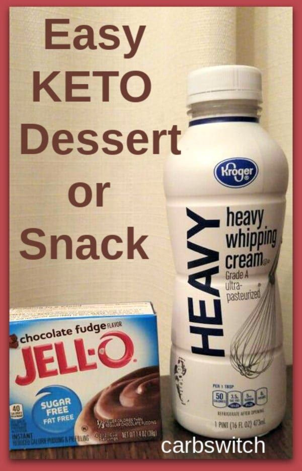 Low carb desserts to buy