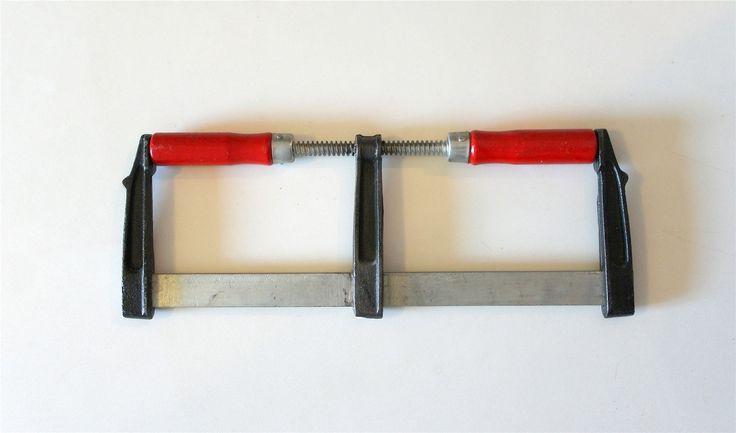 screw clamp sculpture