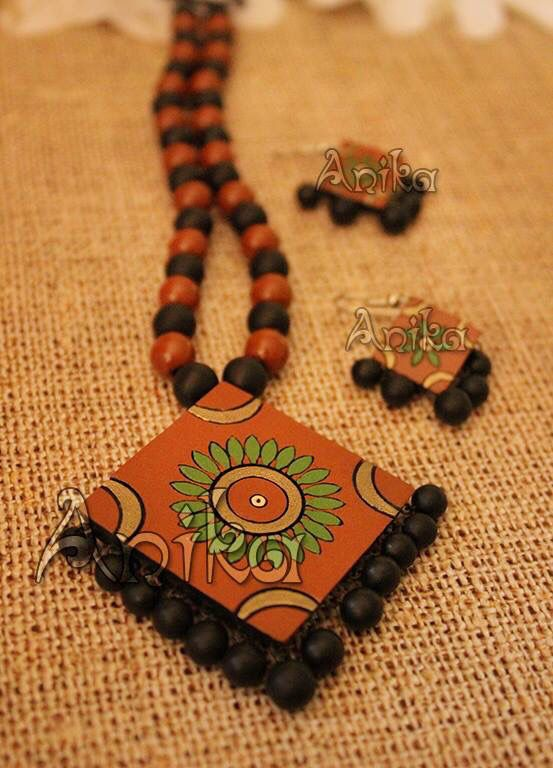 129 best Terracotta images on Pinterest   Fimo, Handmade jewelry and ...
