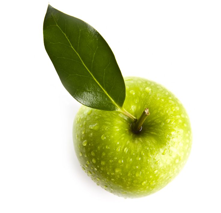 Jabłko, czyli stały członek każdego zestawu. Doskonały dodatek do sałatek i idealna przekąska podczas pracy.