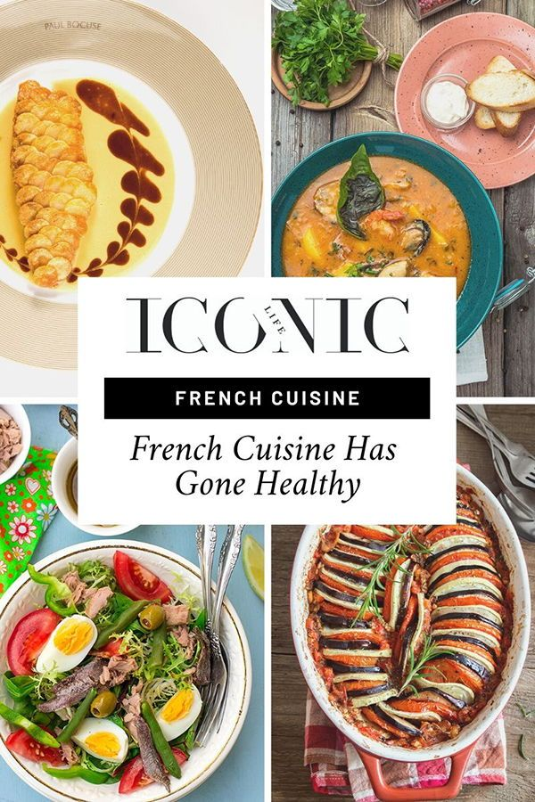 Surprise The French Invented Healthy Cuisine In 2020 French Cuisine Cuisine Healthy