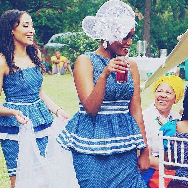 Wedding things #African