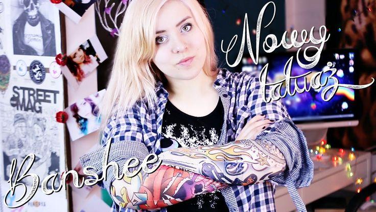Tatuaże: coś nowego mam! ☃✼✽