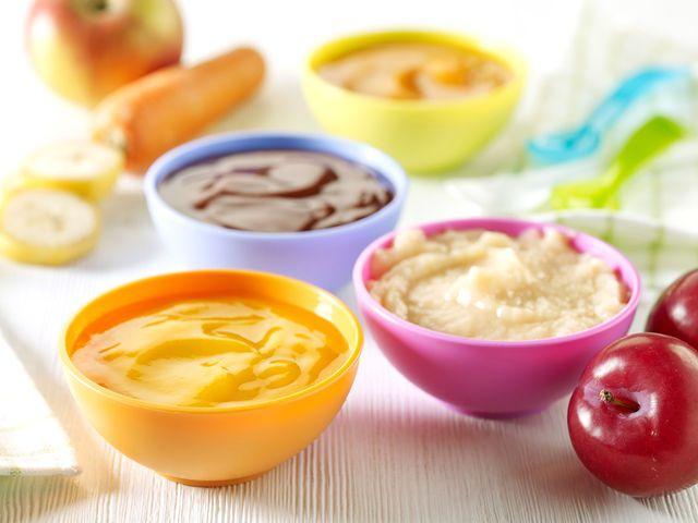 Детское пюре в домашних условиях: рецепты | Официальный сайт кулинарных рецептов Юлии Высоцкой