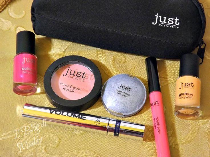 Una grande azienda tedesca che tratta cosmetici, make up e tutto ciò che riguarda la bellezza: sto parlando di Just Cosmetics...