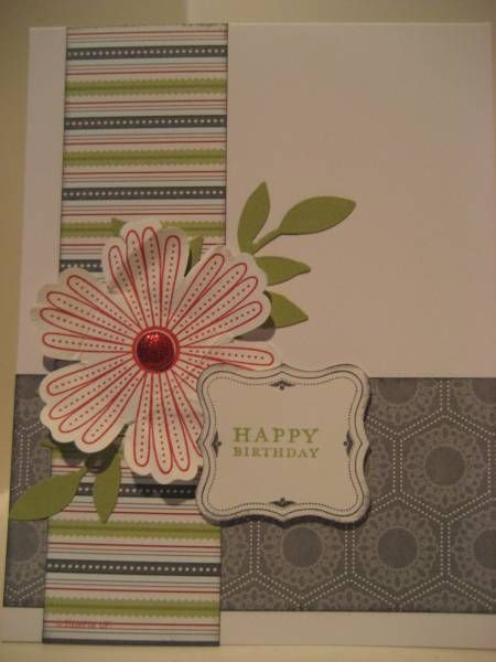 Twitterpated Birthday by ABCandE - Cards and Paper Crafts at Splitcoaststampers