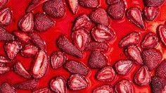 Oven-Dried Strawberr Oven-Dried Strawberries Recipe | Bon...  Oven-Dried Strawberr Oven-Dried Strawberries Recipe | Bon Appetit Recipe : http://ift.tt/1hGiZgA And @ItsNutella  http://ift.tt/2v8iUYW