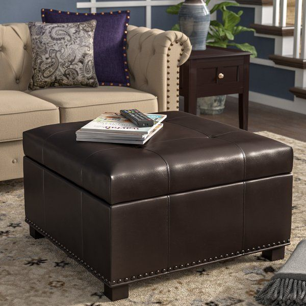 Groovy Lockington Tufted Storage Ottoman In 2019 Tufted Storage Pabps2019 Chair Design Images Pabps2019Com