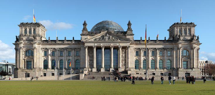 Reichstag di Berlino -  Norman Foster - 1999