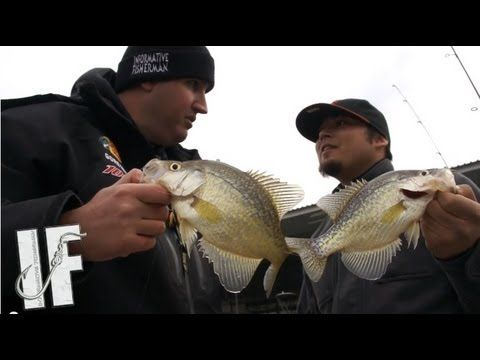 How to catch CRAPPIE!!!
