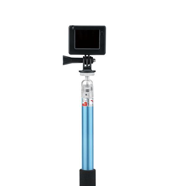 OKAA Monopod Selfie Stick Portable Waterproof 93cm for Xiaomi Yi SJcam Gopro Hero 3 4 EKEN OKAA Sports Camera