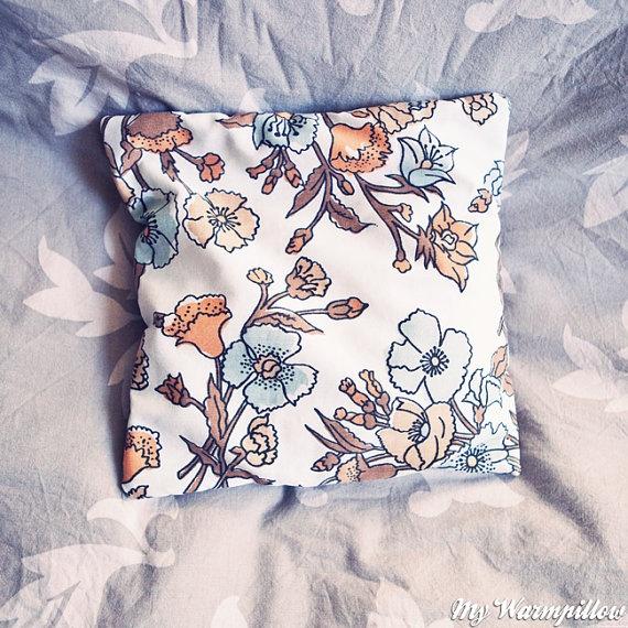 Bouillotte Warmpillow Fall Colors par Sophiemakesmy sur Etsy, $25,00