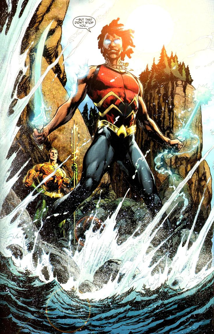 Aquaman | Aquaman (Arthur Curry) - DC Comics Database