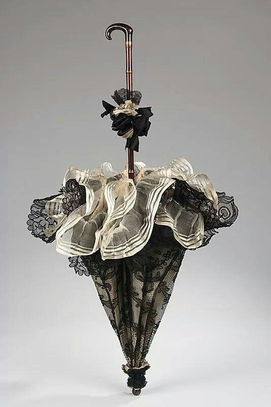 1895-1900 Dupoy French Parasol
