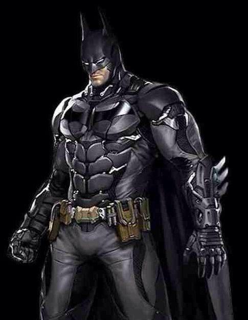 Arkham Knight suit looks really good
