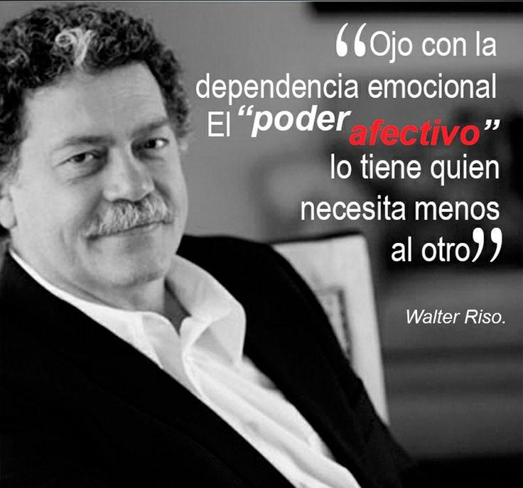 """""""Ojo con la dependencia emocional El""""poder afectivo"""""""