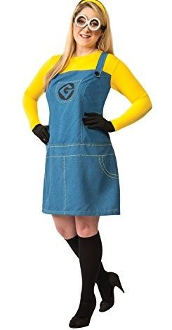 Rubie's Costume Women's Despicable Me 2 Female Minion Co... #halloween #costume
