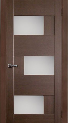 """Dominika"" Contemporary Interior Door - contemporary - interior doors - new york - Ville Doors"