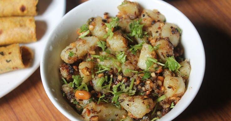 YUMMY TUMMY: Gujarati Potatoes Recipe - Batata Chi Bhaji Recipe