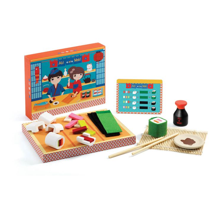 Aki and Maki Sushi Game-product