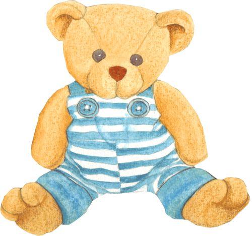 teddy bear clip art pinterest - photo #13
