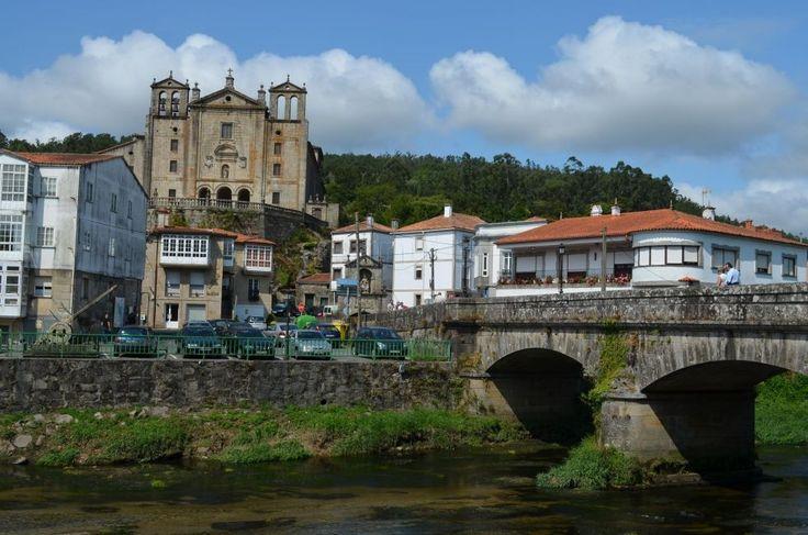 Padrón, La Coruña, Camino Portugués