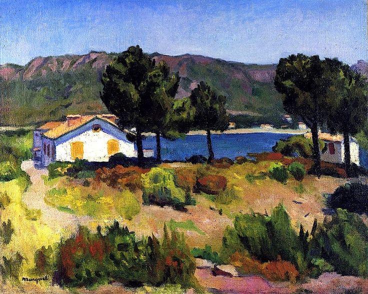 Landscape of the Midi Albert Marquet - circa 1904