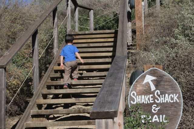 Sure, when we think of being outdoors, images of hiking and the beach naturally come to a SoCal mind. But throw kids into the mix and that peaceful image becomes a daunting task, even frightful for some. We know hiking…