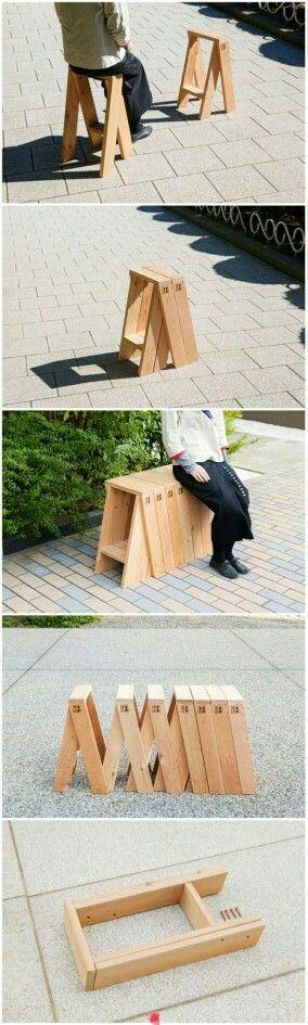 Interesting stools!