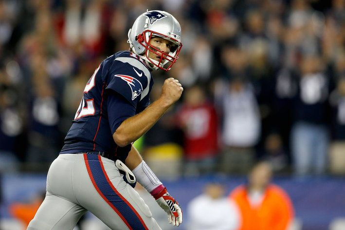 Bengals vs. Patriots 2014 final score: 3 things we learned from the Patriots' 43-17 win over the Bengals -   Tom Brady