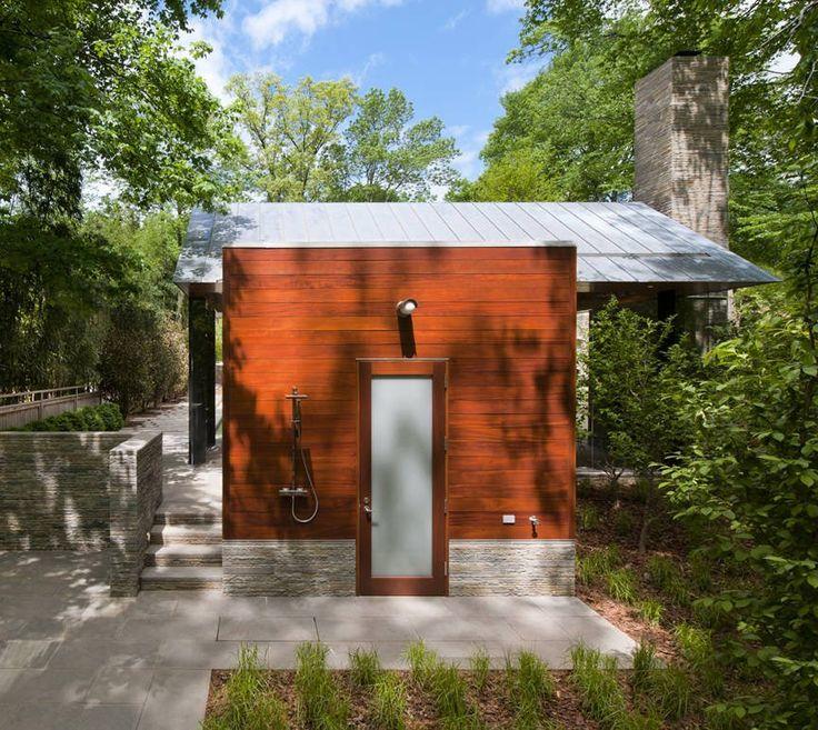 Raul Barreneche: Nevis Pool And Garden Pavilion By Robert M. Gurney