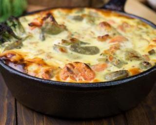 Frittata de légumes : Savoureuse et équilibrée | Fourchette & Bikini