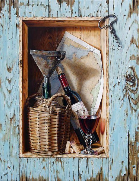 BRUNO LOGAN est né à Paris en 1969, de parentspeintres amateurs. Baigné dans un milieu artistique,il apprend le dessin et la peinture à ...