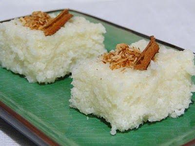 Preparando Algo: Cuscuz Baiano (doce)