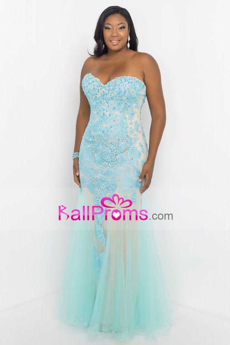 32 best Mermaid Prom Dresses images on Pinterest | Mermaid prom ...