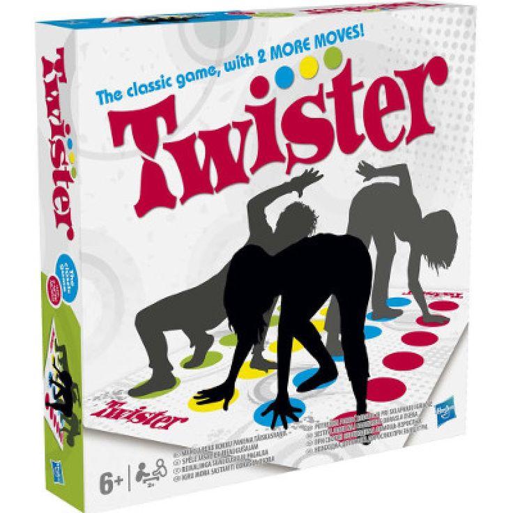 Jogo Twister Novo -  Hasbro #brinquedo
