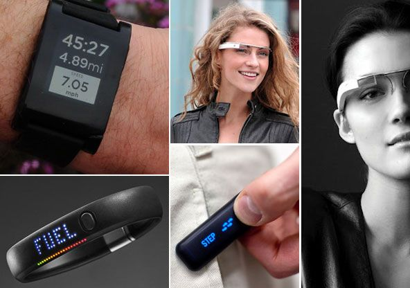 You can daily wear it in the body may be as a part of watch, wrist band. there is a sensor which is embedded in it called Google Glass. Thus, it becomes more convenient for you to go hands free and avail it in your daily lives.
