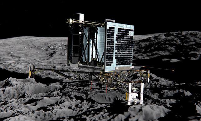 Eindelijk is hij terecht: Philae, de kleine lander die in 2014 landde op een komeet en daarna zoek raakte, is teruggevonden. Vorige week vrijdag maakte…