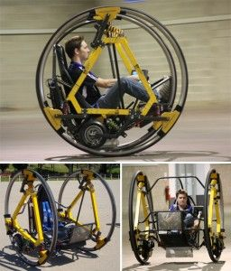 EDWARD – a new, rather unusual eco-friendly vehicle — Latest Innovations