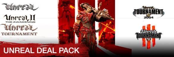 Unreal Tournament: Unreal Deal Pack (PC Digital Download) $4 via GamersGate #LavaHot http://www.lavahotdeals.com/us/cheap/unreal-tournament-unreal-deal-pack-pc-digital-download/178367?utm_source=pinterest&utm_medium=rss&utm_campaign=at_lavahotdealsus