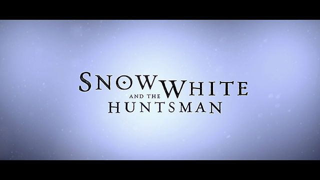 Snow White & the Huntsman - Titles by The Mill Visual Effects Studio.