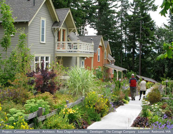 Top 51 Ideas About Pocket Neighborhoods Amp Cohousing On