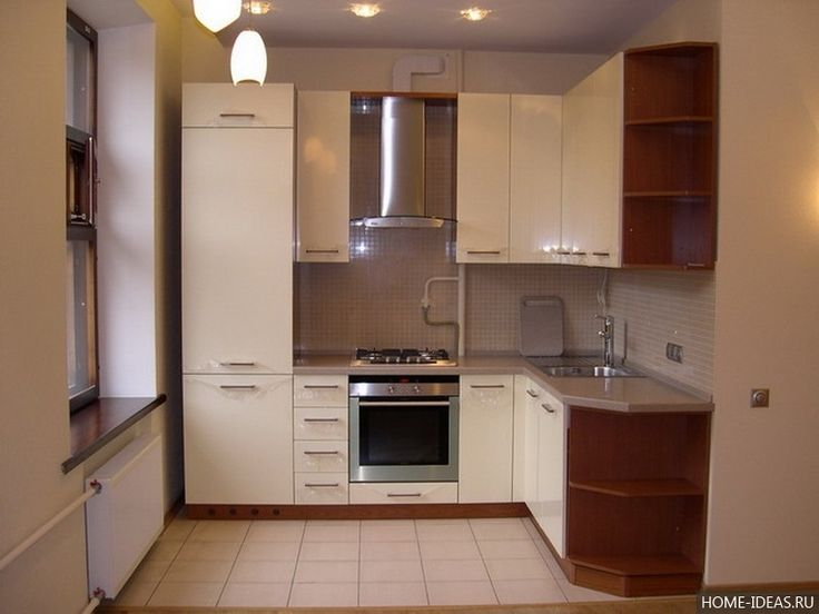 Как расставить мебель на маленькой кухне? Секреты расстановки кухонной мебели.