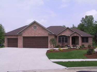 1000 Images About Brick Ranch Homes On Pinterest House